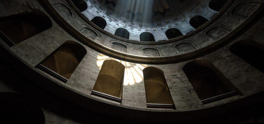 A liturgist's prayer