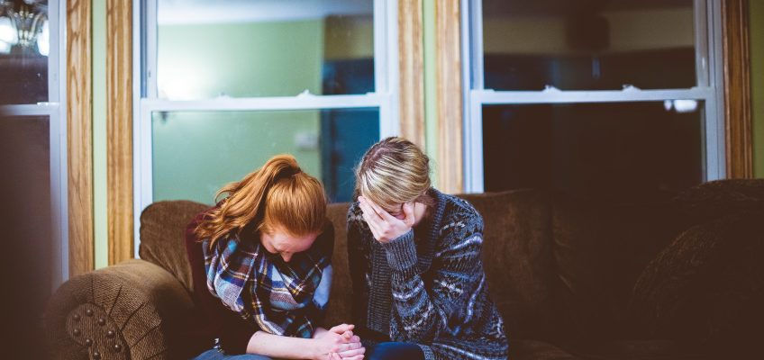 Prayer in Time of Violence