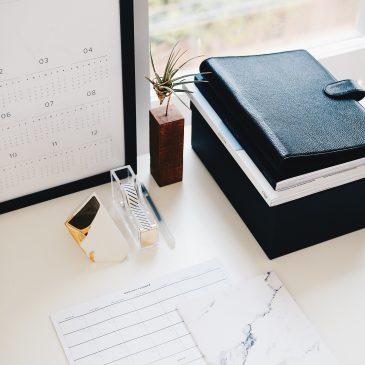 Reviewing the calendar rubrics