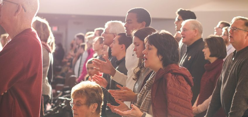 Why the church thinks it is so important that your parishioners sing at Mass