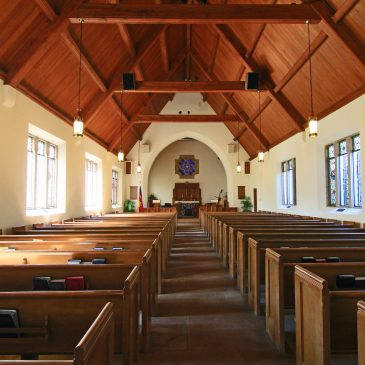 """How will your Pentecost liturgy define your idea of """"church?"""""""