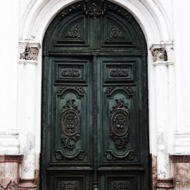 Do we care more for the liturgy than Lazarus just outside our door?