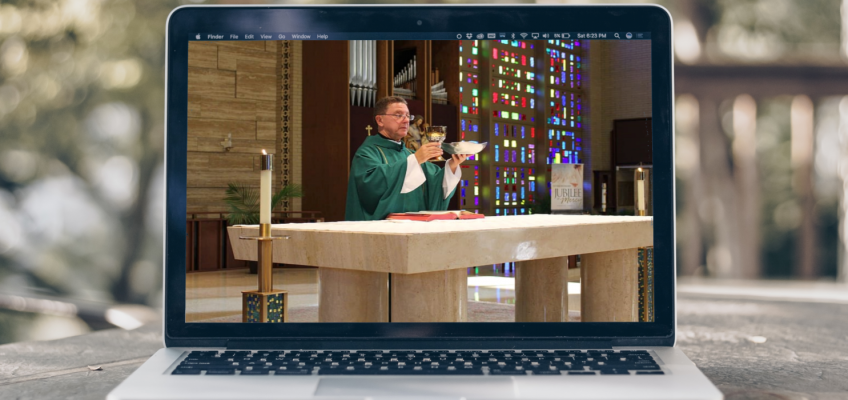 Do we need another televised Mass? Liturgy in the time of coronavirus